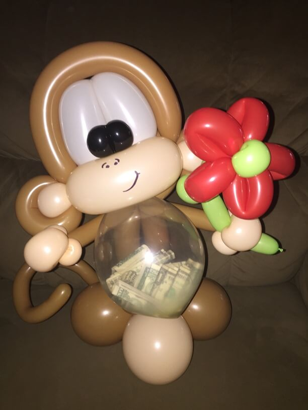 Balloon Bouquets Services