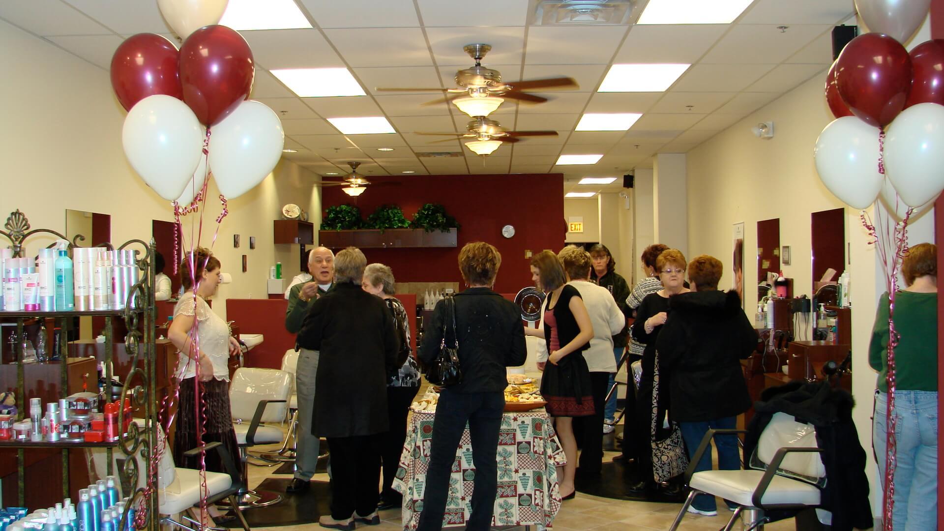 Balloon Decor event
