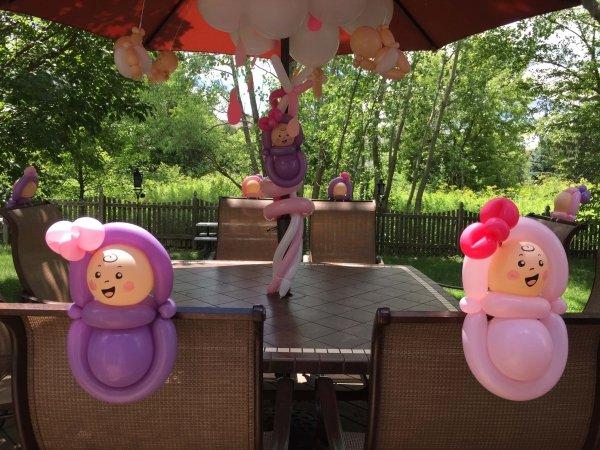 jazzi entertainment services Balloon Decor