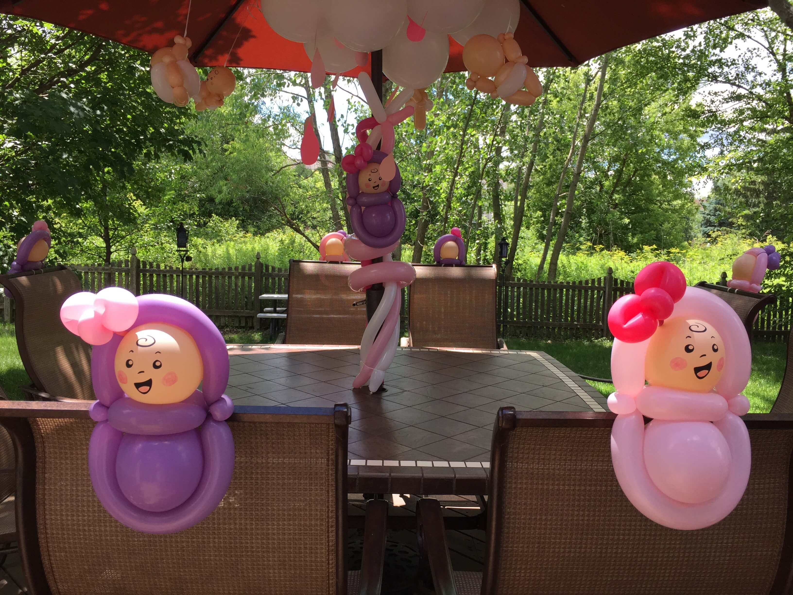 jazzi entertainment services Balloon Decor