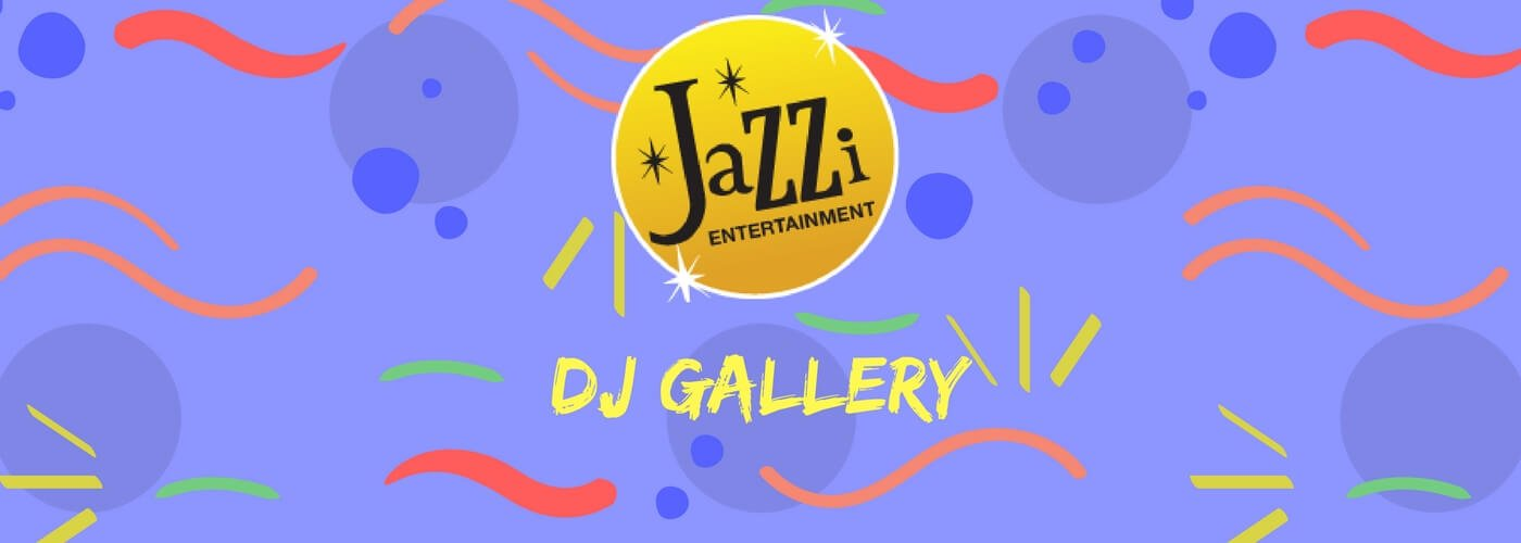 Jazzi shows and services gallery banner DJ
