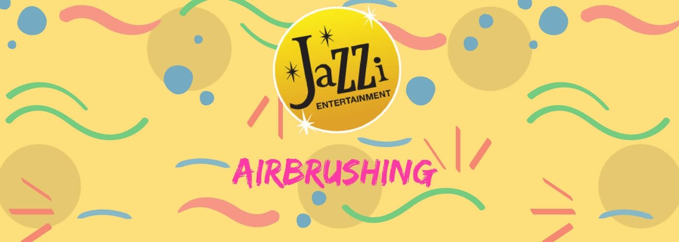 Jazzi shows and services gallery banner airbrushing