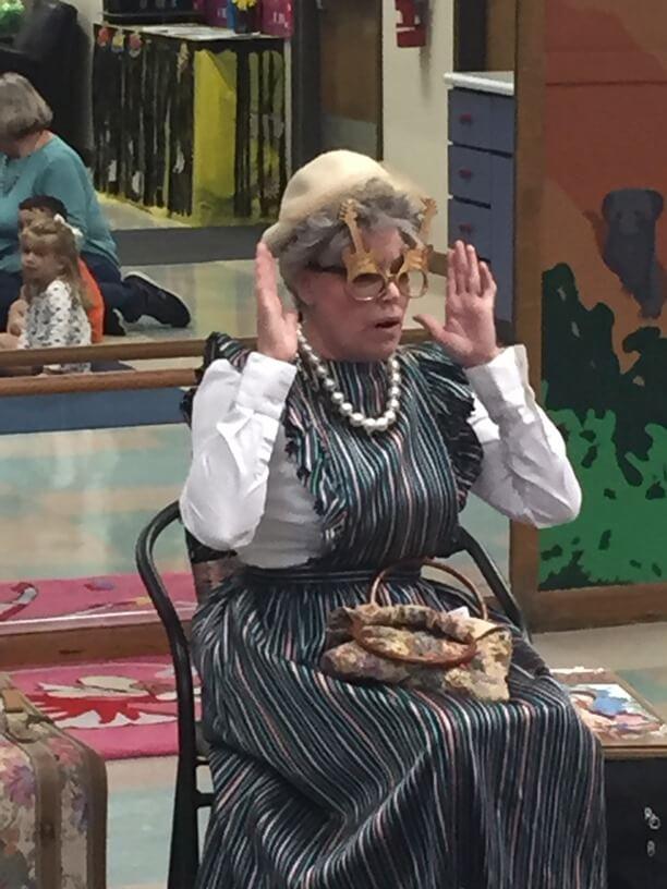 Jazzi entertainment Mother Goose Show