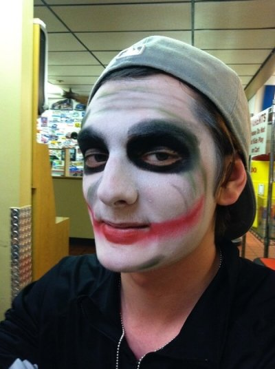 jazzi services face painting